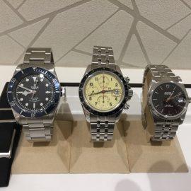 時計の「ケースサイズ」の選び方