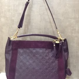 紫色が素敵なヴィトンショルダーバッグ♡