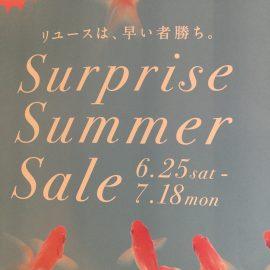 Surprise Summer Sale
