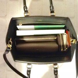 ■バッグの中身の整頓術