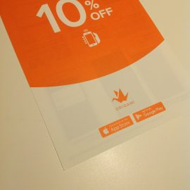 Origami payを使えば10%offで購入できます!