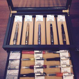 【入荷情報】カヴェコ 万年筆が入荷しました。