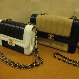 ☆ヴィンテージ シャネルのチェーンバッグを買い取らせていただきました☆