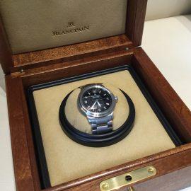 シンプルなお時計、ブランパン