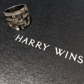 ハリーウィンストンも値引き!