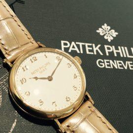 こんな時計をつけこなせるような大人の女性になりたい