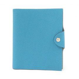 エルメス ノートカバー BLUE JEAN