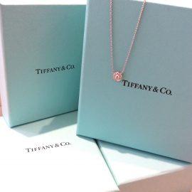 【Tiffany & Co.】品よくシンプルに⁎⁺˳✧༚サークレット ミニ
