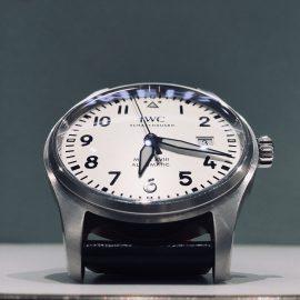 【インターナショナルウォッチカンパニー】第1弾「イケてる男の腕時計」