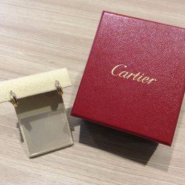 【Cartier】トリニティピアス
