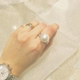 神戸はタサキ真珠の街らしい。。。