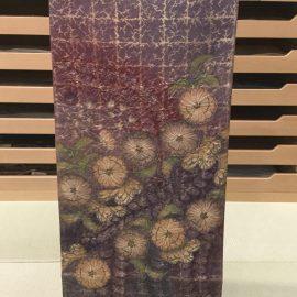 縫取染帯  袋帯