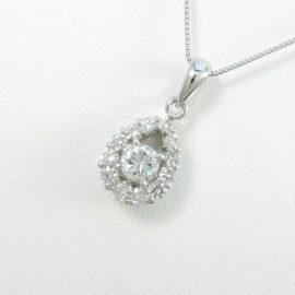 定番 ダイヤモンドネックレス