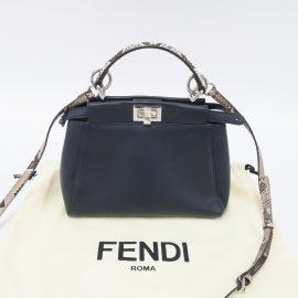 【 FENDI / PEEK A BOO MINI 】 ブランド / バッグ / 買取