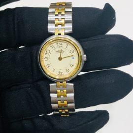 止まっているエルメスの時計も買取可能☆阿倍野エリアで買取はコメ兵あべの店