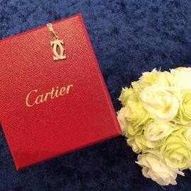 SUMMER SALE特価!!【Cartier】2Cチャーム