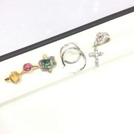 ☆ジュエリーダイヤモンド色石買取☆神戸三宮