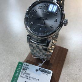 【新着商品】 IWC IW356602 ダ・ヴィンチ オートマティック