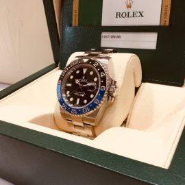 【神戸三宮】ROLEX(ロレックス)GMTマスターII(116710BLNR)買取しました