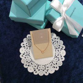 秋の大決算SALE‼︎【Tiffany & Co.】メトロハートネックレス