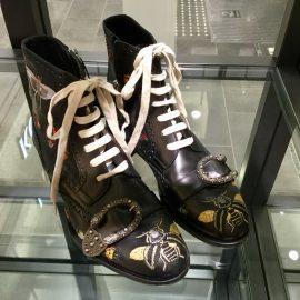 【GUCCI】グッチらしい、ブーツです♪