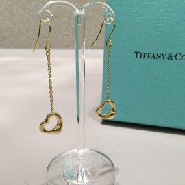 【Tiffany】ゆらゆらゆれる♪オープンハート