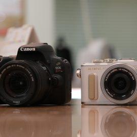 【はじめての】一眼レフとミラーレスの違い【カメラ選び】
