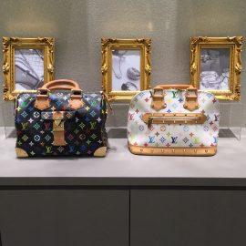 【LOUIS VUITTON】カラフルなバッグ