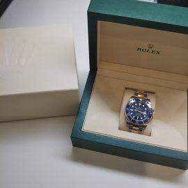 ROLEX「青サブ」買取 KOMEHYOあべの店