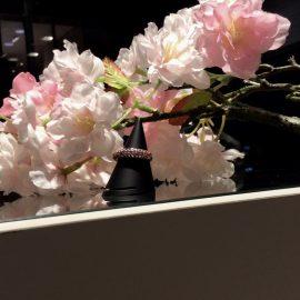 【自由が丘店】桜色が気分*:.。.・・゜゚・*