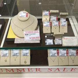 SUMMER SALE開催中!KOMEHYO心斎橋店