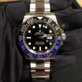 【ロレックス】 銀座店 GMTマスターⅡ 116710BLNR