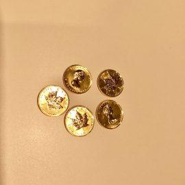 【買取】金のコイン