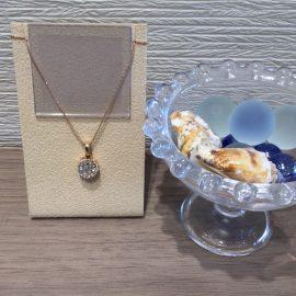 【柏東口店】 ダイヤモンドネックレス