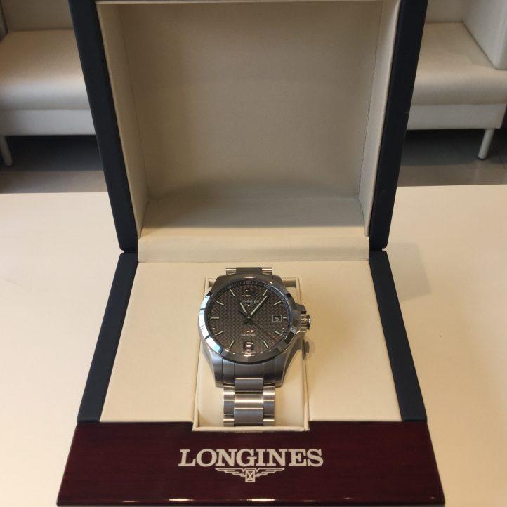 買取センター池袋西口店 ロンジン時計買取いたしました!
