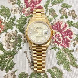 ☆買取品のご紹介☆ROLEXレディース時計