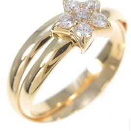 【あべの店】スター ダイヤモンドリング