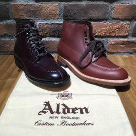 【オールデン】人気のブーツが梅田店に入荷しました