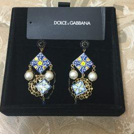 【買取センター横浜西口店】DOLCE&GABBANAイヤリング買取しました。
