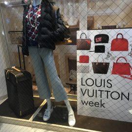 心斎橋店 LOUIS VUITTONウィーク開催!!