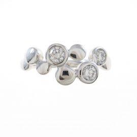 天神店 ●個性派ダイヤモンドリング