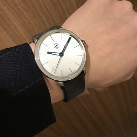【新宿店時計館】スイスの新鋭ブランド入荷!【ランディ・ブルー】