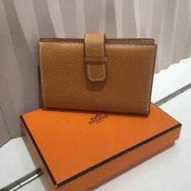 町田店  エルメス コンパクト 二つ折り財布