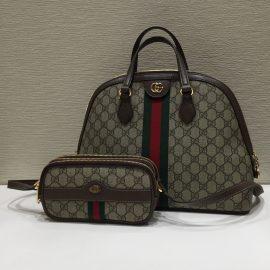 【KOMEHYOあべの店】 グッチ GGスプリームキャンバス ハンドバッグ ミニバッグ 買い取りました!