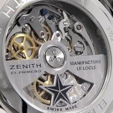 ゼニス 03.1969.401/02.C510 ニューヴィンテージ1969 自動巻  時計メンズ  中古品の通販なら【KOM