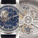 """「ゼニス」の時計には2つの魅力がある!! ~其の一、名機""""エルプリメロ""""~"""
