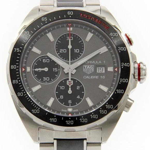 sale retailer e703f a3841 現在のトレンド、1本目の高級時計にはタグホイヤー! ~時計 ...