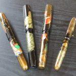 【番外編】国産ブランドの最高峰!日本の伝統技法が光る「ナミキ万年筆」の魅力