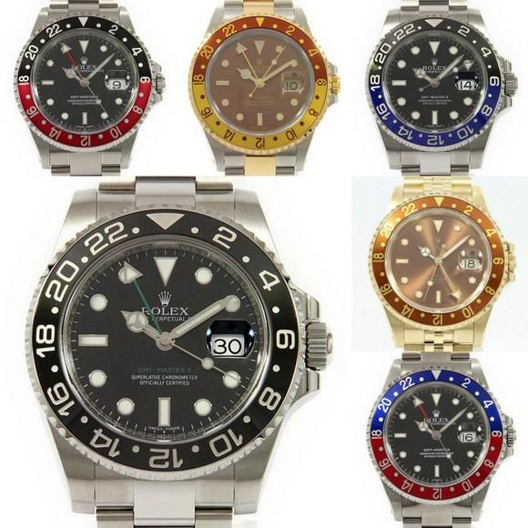 0ad0c85f56 ロレックス GMTマスターのベゼル色は、何色を選べば良いか? ~GMT ...