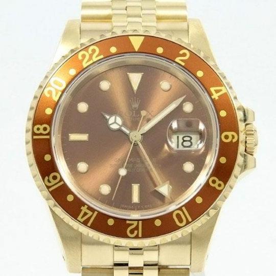 sale retailer a6e20 b55ab ロレックス|GMTマスターのベゼル色は、何色を選べば良いか ...